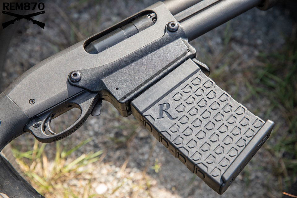 Remington 870 DM Detachable Magazine