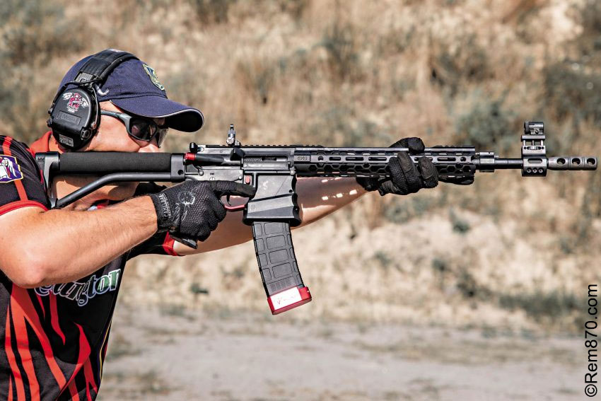 How to Reduce Recoil on AR-15 Rifle
