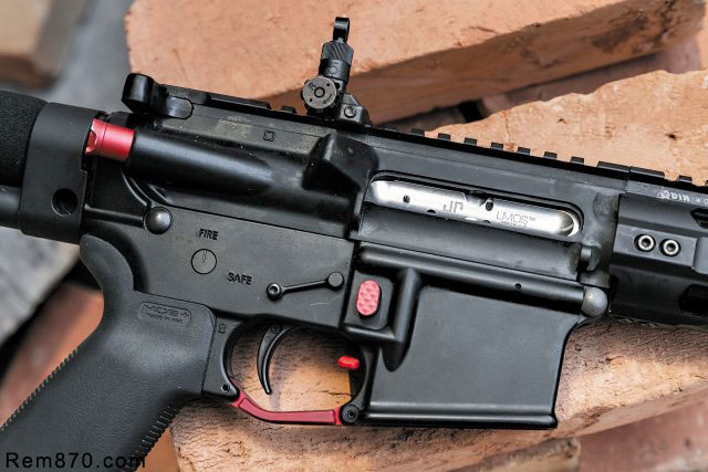 JP Low Mass Operating System (LMOS™) Bolt Carrier Group