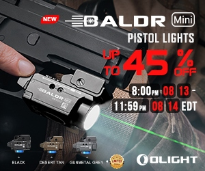 Olight Flashlight Sale