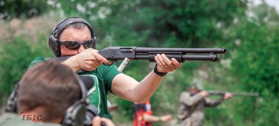 Second Annual Remington 870 Owners Club Meeting (Kyiv, Ukraine)