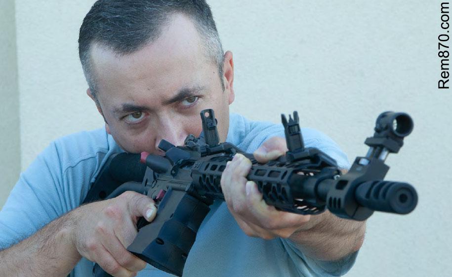 Magpul MBUS and Pro AR-15 Backup Sights Review