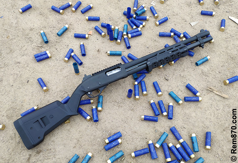 Review of Strike Industries VOA Handguard for Remington 870/Mossberg 500