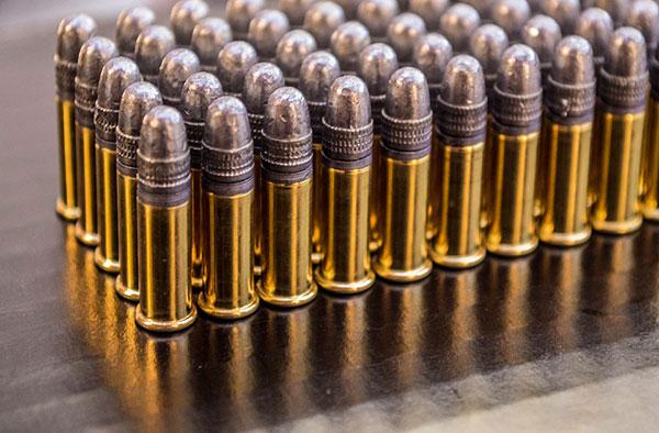 22lr Ammo