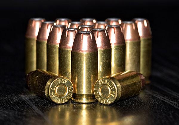 45 Auto Ammo